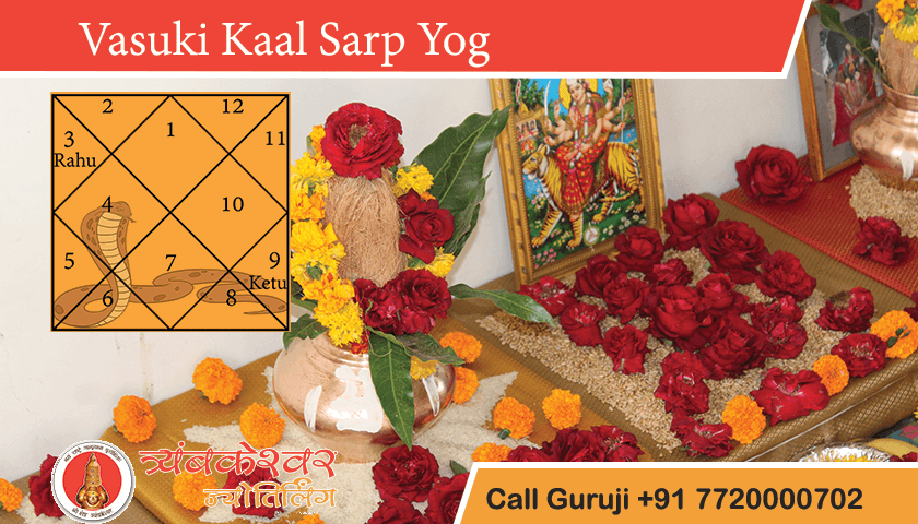 Vasuki Kaal Sarp Yog Positive Effects, Remedies and Benefits