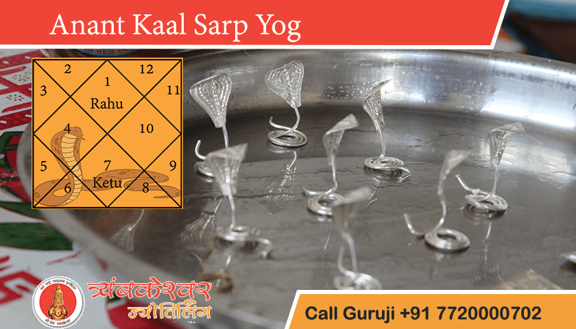 Anant Kaal Sarp Yog Positive Effects, Remedies and Benefits