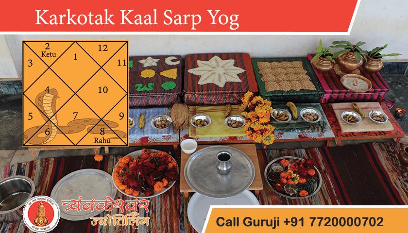 Karkotak Kaal Sarp Yog Positive Effects, Remedies and Benefits